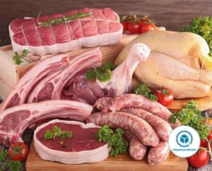 Meat and Poultry -  Food for keto dieters