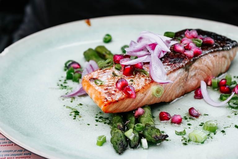 food plating tips