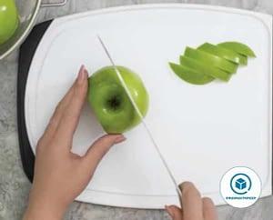 GORILLA GRIP Original Oversized Cutting Board