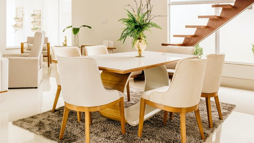 best design for dining table