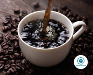 Unsweetened Coffee and Tea -  Food for Ketogenic Diet