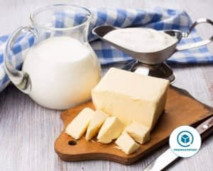 Cheese -  Fat food for keto diet