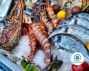 Seafood - Food for keto dieters